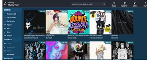 Samsung မွ ၎၏ Music Hub Streaming ဆားဗစ္ကို ရပ္ဆိုင္းေတာ့မည္ ျဖစ္ေၾကာင္း သတိေပးေျပာၾကား