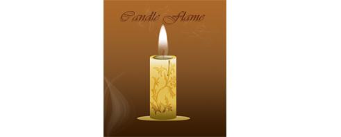 Candle ဒီဇိုင္းျပဳလုပ္ျခင္း (1)