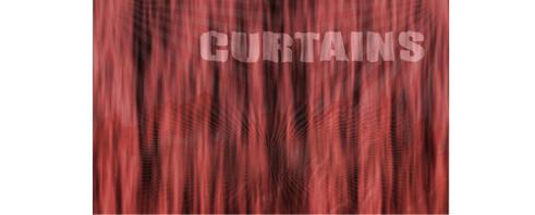 Curtain Effect တစ္ခု ျပဳလုပ္ျခင္း