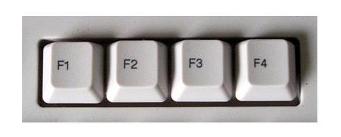 Function Key မ်ား အသံုးျပဳျခင္း (၄)