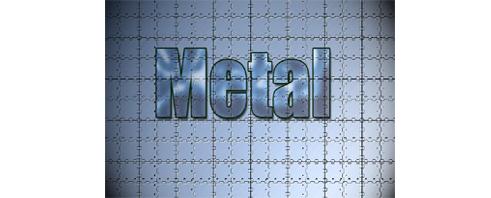 Metal ဒီဇိုင္းတစ္ခုကို ဖန္တီးျခင္း (5)